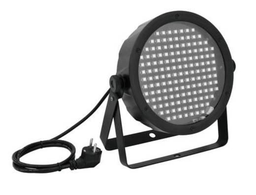 LED-PAR-Scheinwerfer Eurolite LED SLS-145 Anzahl LEDs: 145 x Schwarz