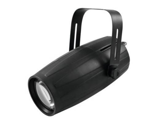 LED-Pinspot Eurolite LED PST-15W Anzahl LEDs: 1 x 15 W Schwarz