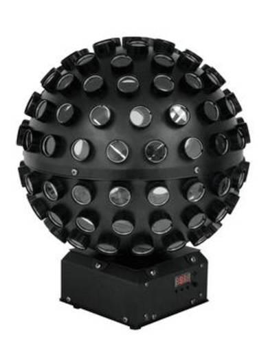 LED-Effektstrahler Eurolite LED B-40 Anzahl LEDs:5 x 6 W