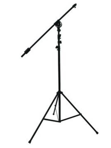 "Mikrofon-Stativ 5/8"" Omnitronic Overheadmikrofonstativ"