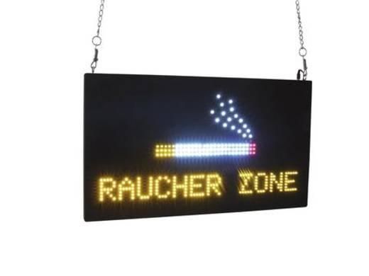 (B x H x T) 600 x 340 x 30 mm Eurolite LED-display ROOKZONE