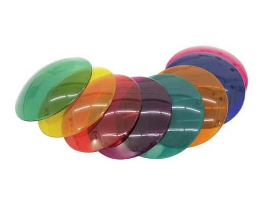 Farbkapsel Eurolite Rot, Dunkel-Grün, Hell-Grün, Blau, Orange, Pink, Lila Passend für (Bühnentechnik)PAR 36