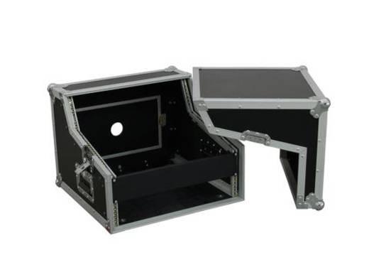 Case Omnitronic CD-Player-Case,3/7/4 HE (L x B x H) 625 x 545 x 420 mm