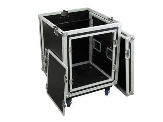 Case Omnitronic 8 HE, rollbar (L x B x H) 610 x 550 x 720 mm
