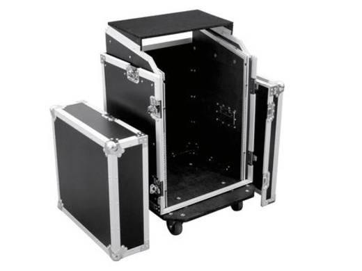 Case Omnitronic LS5 Laptop-Rack,14 HE (L x B x H) 590 x 560 x 980 mm