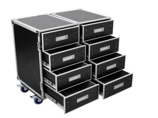 Case Omnitronic 3012643D (L x B x H) 465 x 1150 x 880 mm