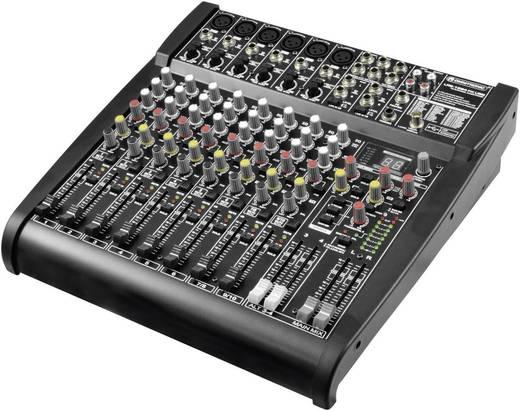 Konsolen-Mischpult Omnitronic LRS-1624FX Anzahl Kanäle:10 USB-Anschluss