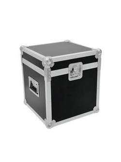 Case (kufr) Eurolite 31001065, (d x š x v) 420 x 415 x 455 mm, černostříbrná