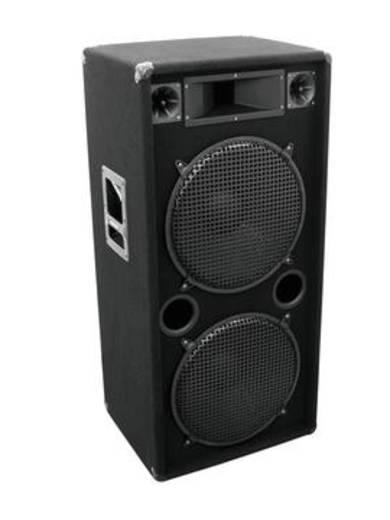 Party Lautsprecher 38 cm 15 Zoll Omnitronic DX-2522 600 W 1 St.