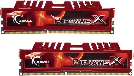 PC-Arbeitsspeicher Kit G.Skill RipjawX F3-12800CL10D-16GBXL F3-12800CL10D-16GBXL 16 GB 2 x 8 GB DDR3-RAM 1600 MHz CL10 1
