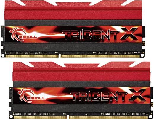 PC-Arbeitsspeicher Kit G.Skill TridentX F3-2400C10D-16GTX 16 GB 2 x 8 GB DDR3-RAM 2400 MHz CL10 12-12-31