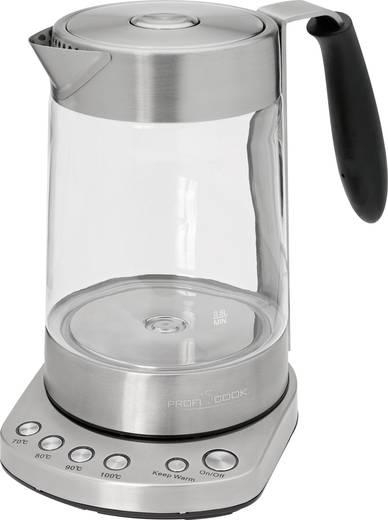 kaffee teemaschine profi cook pc wks 1020 g edelstahl glasklar kaufen. Black Bedroom Furniture Sets. Home Design Ideas
