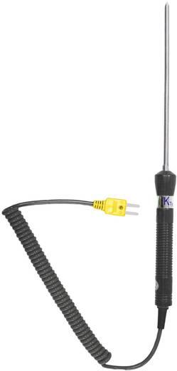 Laserliner ThermoSensor Tip Einstechfühler -50 bis 800 °C Fühler-Typ K Kalibriert nach DAkkS