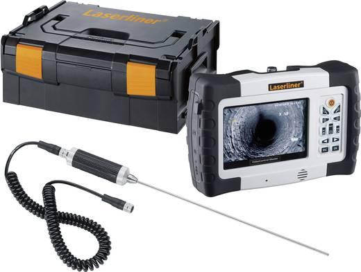 Laserliner 084.104L Endoskop Sonden-Ø: 4 mm TV-Ausgang, SD-Karten Slot, LED-Beleuchtung, Autoabschaltung, Bild-Funktion