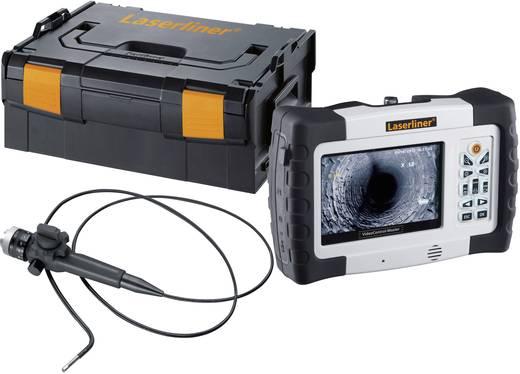 Endoskop Laserliner 084.106L Sonden-Ø: 5.5 mm Sonden-Länge: 2 m Fokussierung, TV-Ausgang, SD-Karten Slot, LED-Beleuchtun