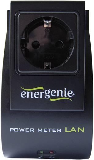 Energiekosten-Messgerät Gembird EGM-PWM-LAN Internet-Anbindung, Datenexport
