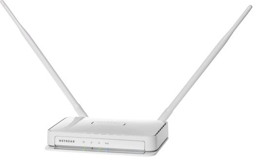 Netgear WN203 PoE WLAN Access-Point 300 MBit/s 2.4 GHz