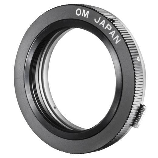 Adapterring Kipon T2 Adapter auf Olympus OM Adaptiert: T2 - Olympus OM