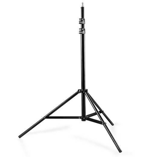 Lampenstativ Walimex Pro Arbeitshöhe= 98 - 256 cm inkl. Tasche 12138