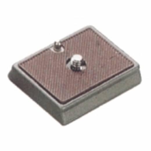 """Schnellwechselplatte Walimex Außengewinde=1/4"""" FT-001P"""