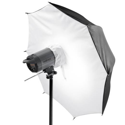 Walimex Pro Schirmsoftbox Reflektor, 109cm (Ø) 109 cm 1 St.