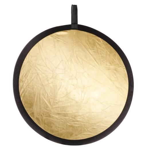 Reflektor Walimex faltbar silber/gold (Ø) 30 cm 1 St.