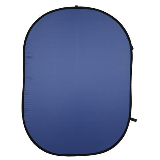 Falthintergrund Walimex (L x B) 200 cm x 150 cm Blau