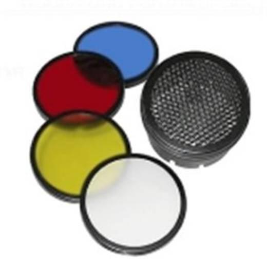 Wabe Walimex inkl. Farbfilterset M&MR Serie (Ø x L) 11.5 cm x 13.5 cm 1 St.
