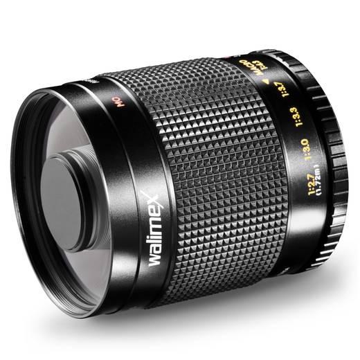 Tele-Objektiv Walimex 500/8,0 Spiegeltele für Minolta AF/Sony f/1 - 8.0 500 mm
