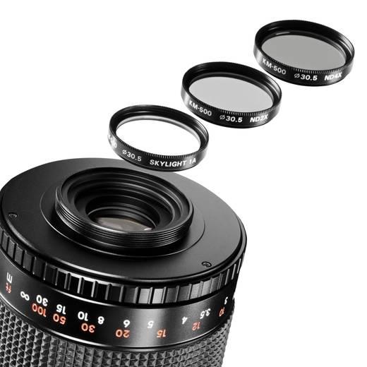 Tele-Objektiv Walimex 500/8,0 Spiegeltele pour Olympus f/1 - 8.0 500 mm