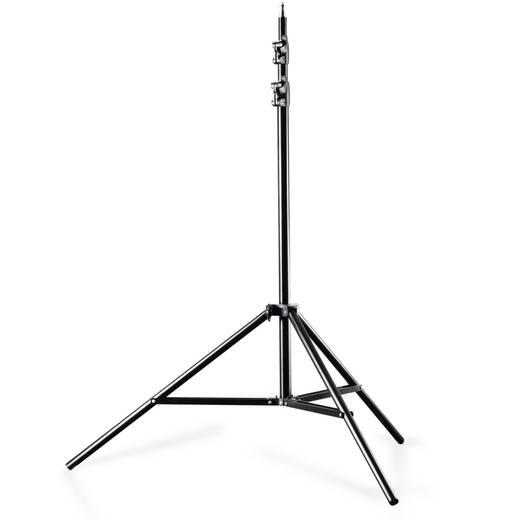 Lampenstativ Walimex Pro Arbeitshöhe= 93 - 260 cm inkl. Tasche 14776