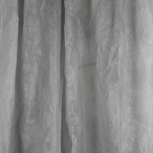 Stoffhintergrund Walimex (L x B) 6 m x 3 m Grau