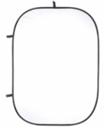 Falthintergrund Walimex (B x H) 140 cm x 195 cm Weiß