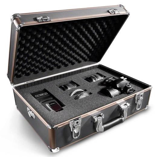Kamerakoffer Walimex Basic M Innenmaß (B x H x T)=310 x 140 x 440 mm