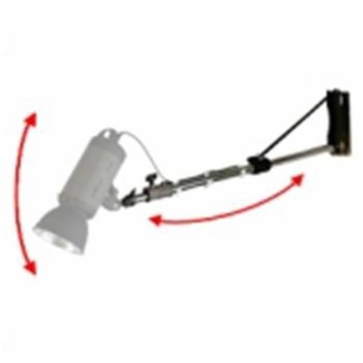 Lampenstativ Walimex Pro Arbeitshöhe= 120 - 215 cm