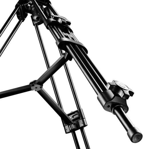 Dreibeinstativ Walimex Pro 15769 1/4 Zoll Arbeitshöhe=69 - 138 cm inkl. Tasche