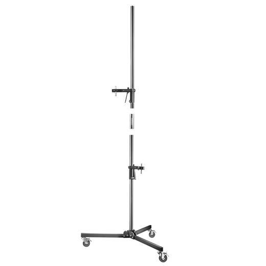 Rollstativ Walimex Pro Arbeitshöhe= 223 cm (max)