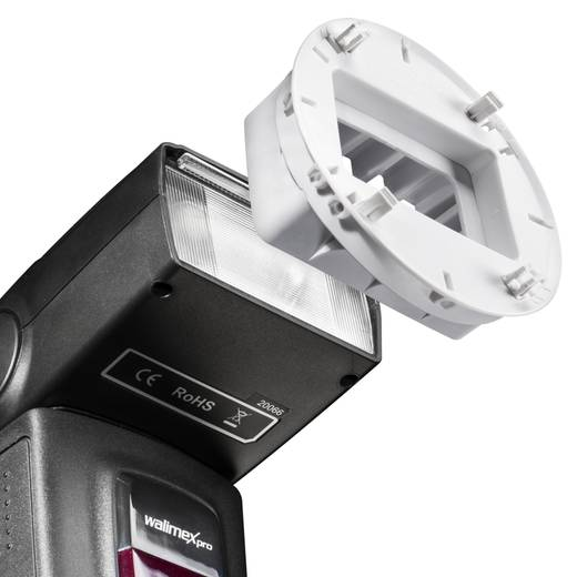 Blitzvorsatz-Set Walimex Pro Blitzvorsätze 6tlg. Canon 58