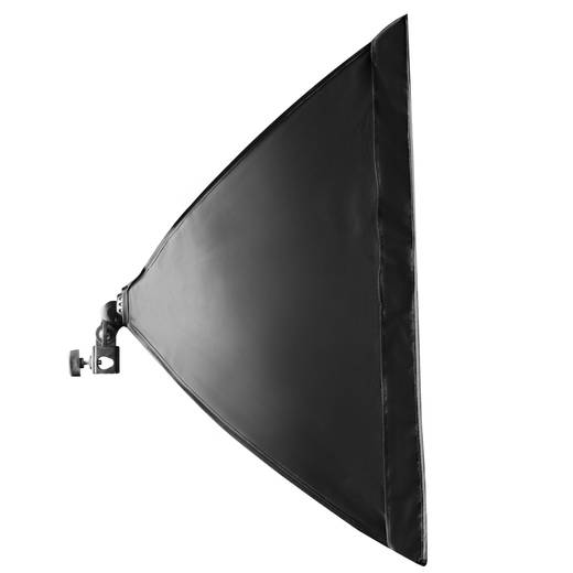 Fotolampe Walimex Set Daylight 250 + boîte à lumière, 40 x 60 cm 50 W