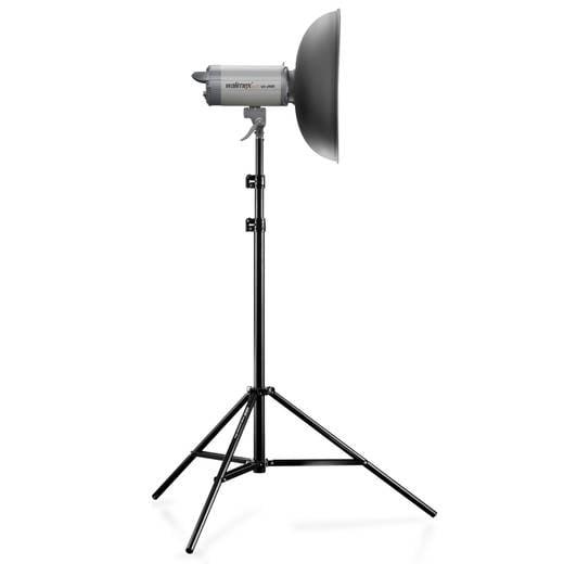 Reflektor Walimex Pro Beauty Dish 50cm VE, VC, VC PLUS & K-Serie (Ø x L) 50 cm x 19 cm 1 St.
