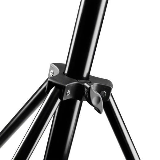 Lampenstativ Walimex Arbeitshöhe= 150 - 600 cm inkl. Tasche 17362