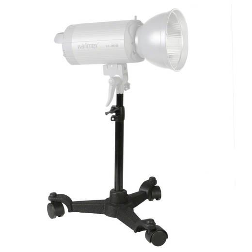 Rollstativ Walimex Arbeitshöhe= 42 - 70 cm