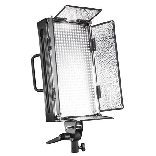 LED Videoleuchte Walimex Pro LED 500 oppervlakteverlichting Anzahl LEDs=500