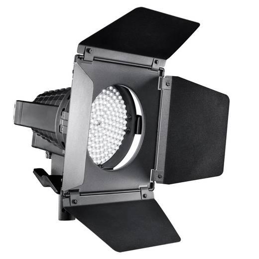 Fotolampe Walimex Pro LED Spotlight + Abschirmklappen