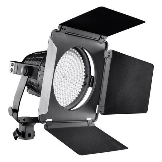 Fotolampe Walimex Pro LED Spotlight XL + Abschirmklappen