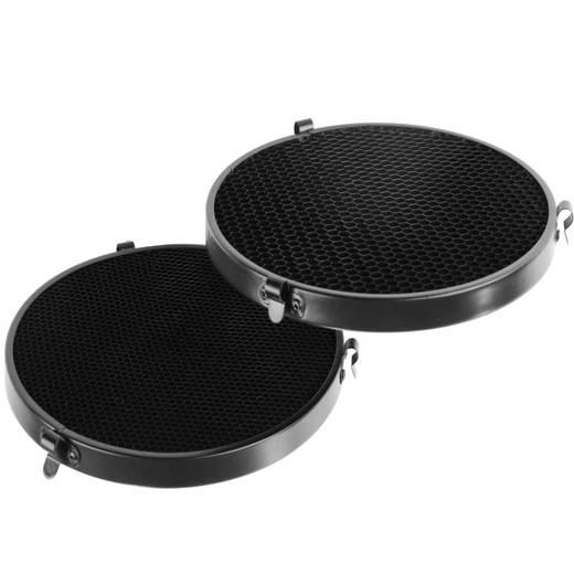 Wabe Walimex Pro Set für Standardreflektor 4/6 mm (Ø) 16 cm 2 St.