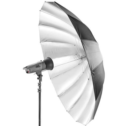 Walimex Pro Reflexschirm schwarz/silber (Ø) 180 cm 1 St.