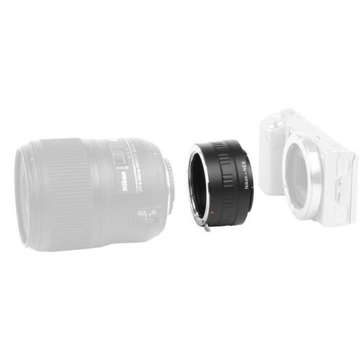 Objektivadapter Walimex Adaptiert: Nikon G - Sony NEX