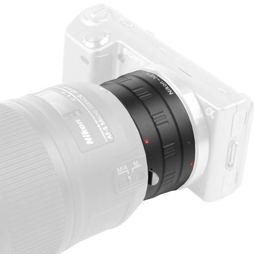 Objektivadapter Walimex Adaptateur Nikon G sur monture Sony E