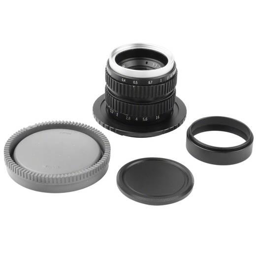 Weitwinkel-Objektiv SLR Magic 35/1,7 Objektiv für Sony E-Mount f/1 - 1.7 35 mm